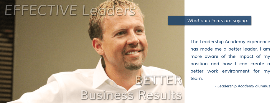 Effective Leaders - Better Business Results