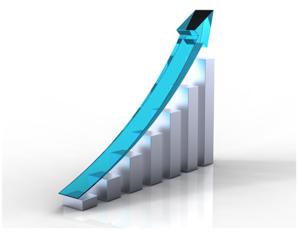 blue-business-graph